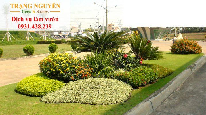 Chăm sóc cảnh quan vườn