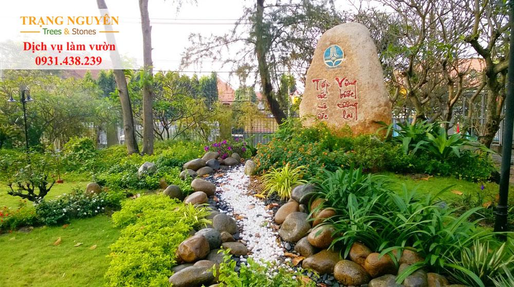 Cây cảnh sân vườn tại quận 12
