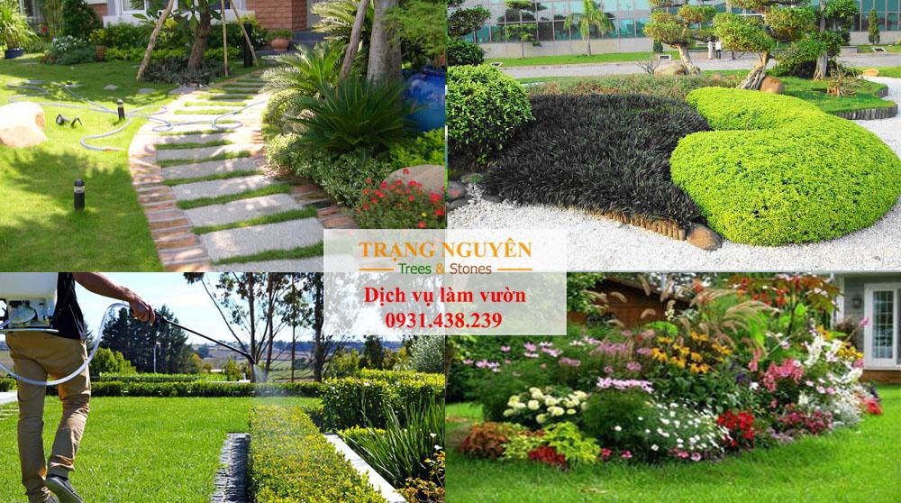 Chăm sóc sân vườn quận 1 tphcm