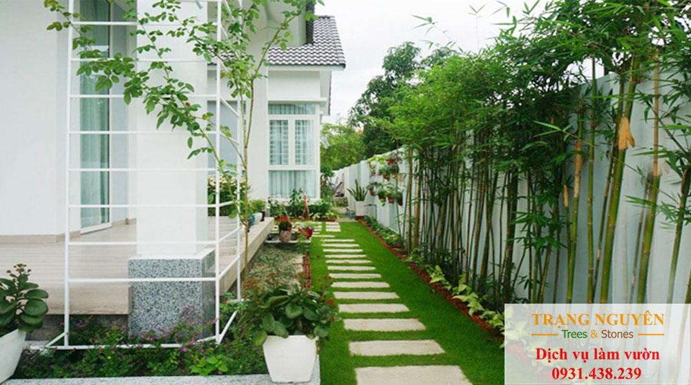 Chăm sóc sân vườn quận 10