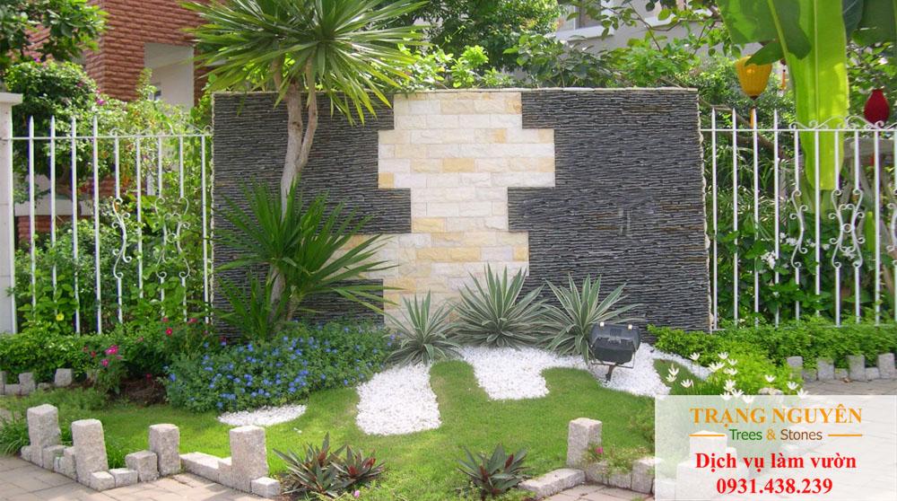 Dịch vụ chăm sóc sân vườn thủ đức