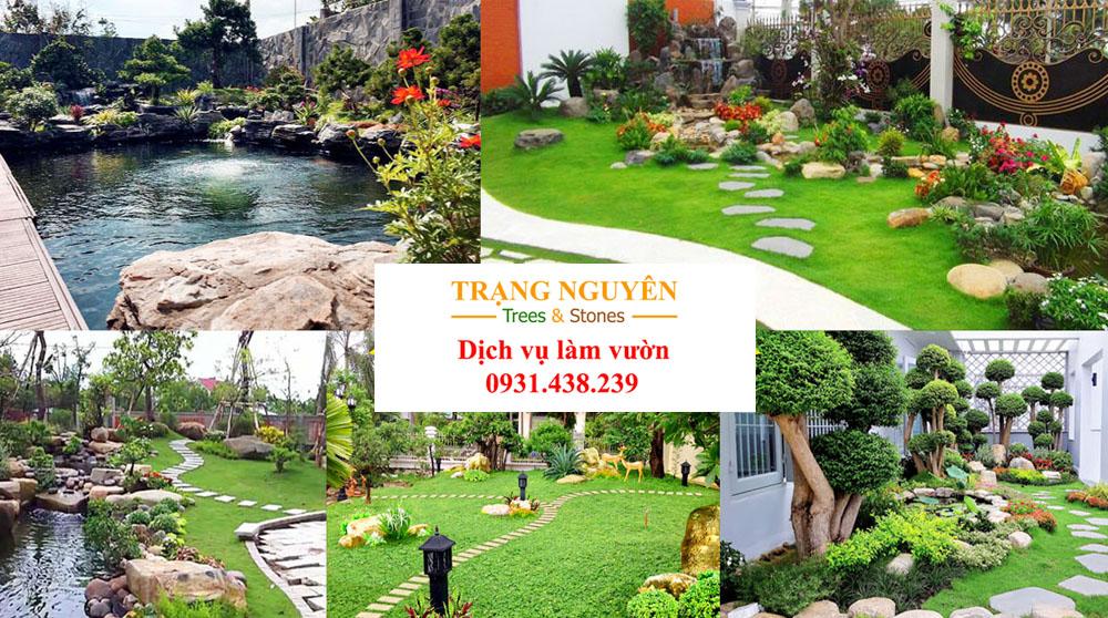 Sân Vườn Tây Ninh Đẹp